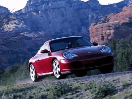 2004 Porsche 911 Carrera 4S 8
