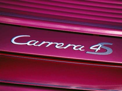 2004 Porsche 911 Carrera 4S 9