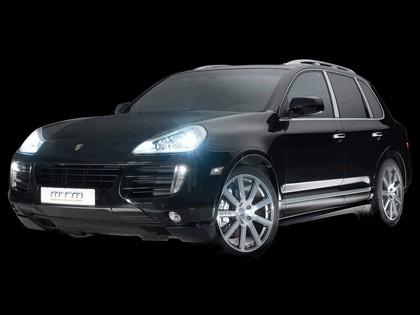 2009 Porsche Cayenne by MTM 1