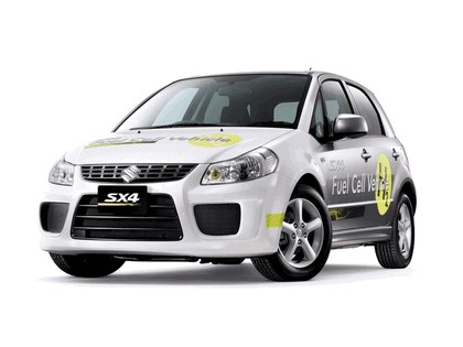 2009 Suzuki SX4 Fuel Cell Vehicle 1