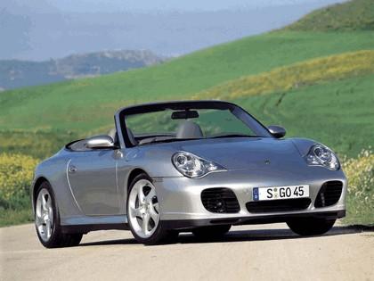 2004 Porsche 911 Carrera 4S cabriolet 1