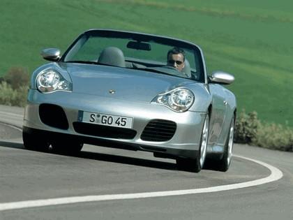 2004 Porsche 911 Carrera 4S cabriolet 2