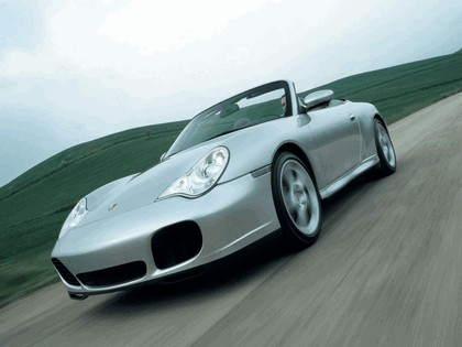 2004 Porsche 911 Carrera 4S cabriolet 4