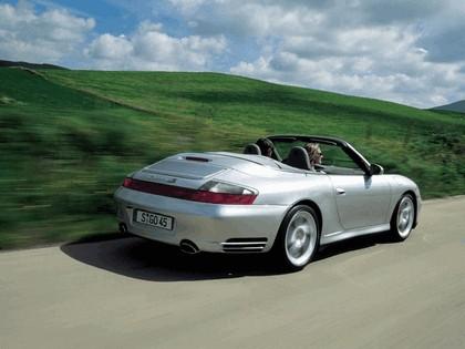 2004 Porsche 911 Carrera 4S cabriolet 7