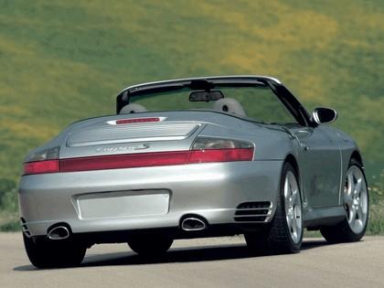 2004 Porsche 911 Carrera 4S cabriolet 9