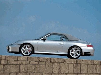 2004 Porsche 911 Carrera 4S cabriolet 10