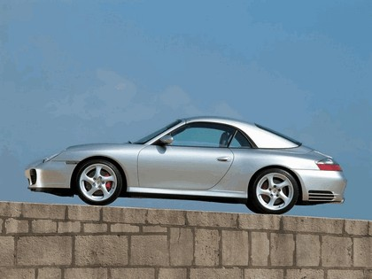 2004 Porsche 911 Carrera 4S cabriolet 11