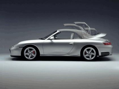 2004 Porsche 911 Carrera 4S cabriolet 12