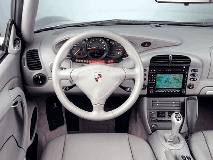 2004 Porsche 911 Carrera 4S cabriolet 13