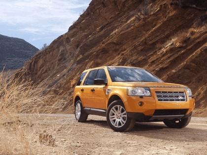 2008 Land Rover LR2 1