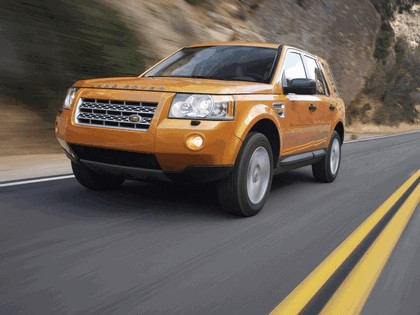 2008 Land Rover LR2 2