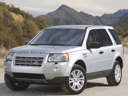 2008 Land Rover LR2 3