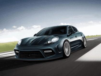 2009 Porsche Panamera by Mansory - renderings 1