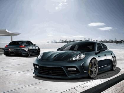 2009 Porsche Panamera by Mansory - renderings 2