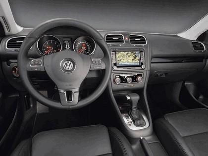 2009 Volkswagen Golf VI Sportwagen 5