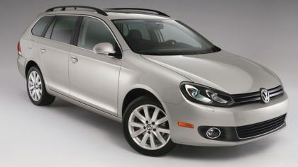 2009 Volkswagen Golf VI Sportwagen 4