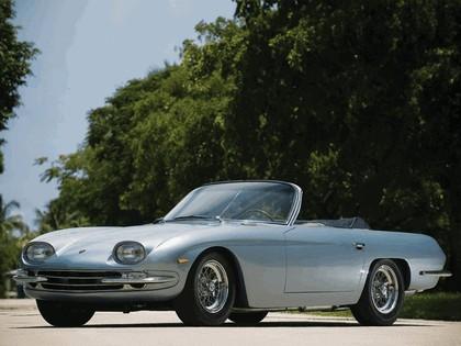 1966 Lamborghini 400 GT spyder 2