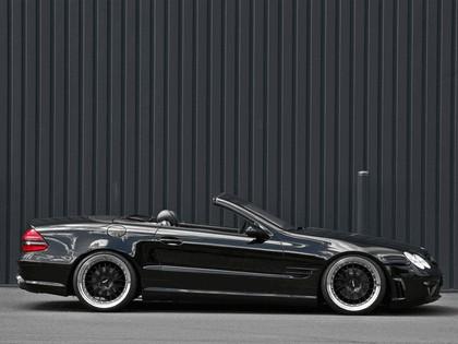 2009 Mercedes-Benz SL ( R230 ) by Inden Design 3
