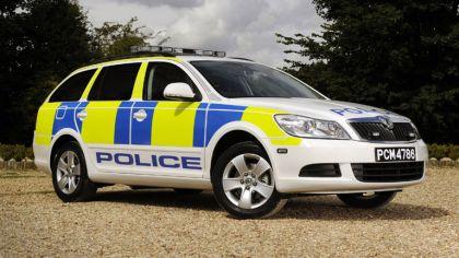 2009 Skoda Octavia Combi - UK Police 8