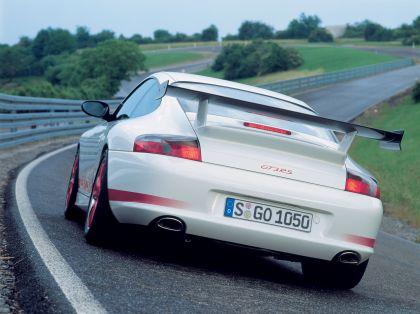 2004 Porsche 911 ( 996 ) GT3 RS 4