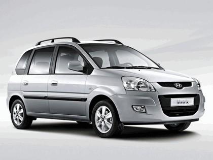 2008 Hyundai Matrix 1