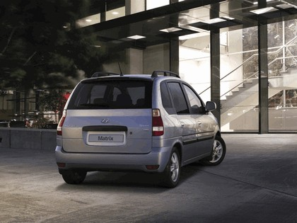 2008 Hyundai Matrix 6