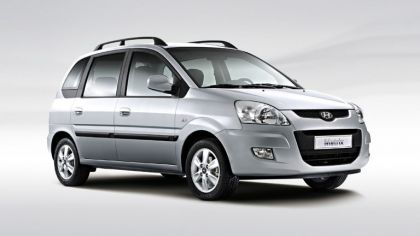 2008 Hyundai Matrix 4