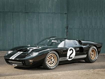 1966 Ford GT40 Le Mans race car 2