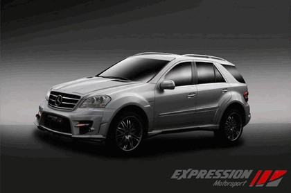 2009 Mercedes-Benz ML63 AMG Wide Body by Expression Motorsport 1