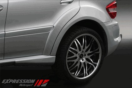 2009 Mercedes-Benz ML63 AMG Wide Body by Expression Motorsport 6