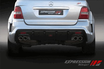 2009 Mercedes-Benz ML63 AMG Wide Body by Expression Motorsport 7