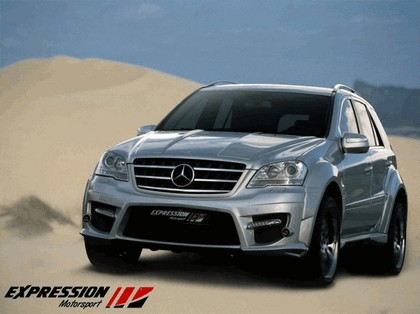 2009 Mercedes-Benz ML63 AMG Wide Body by Expression Motorsport 10