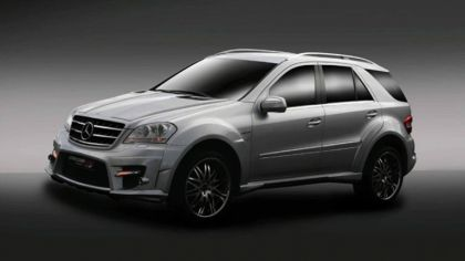 2009 Mercedes-Benz ML63 AMG Wide Body by Expression Motorsport 3