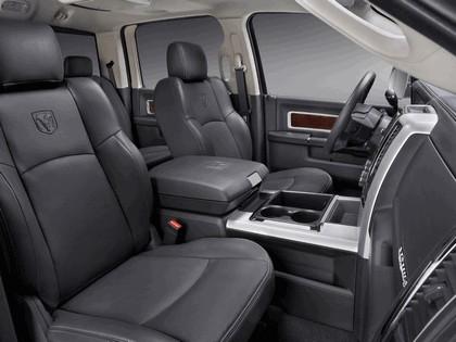2010 Dodge Ram 2500 Laramie Crew Cab 9