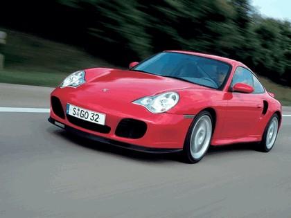 2004 Porsche 911 Turbo 8