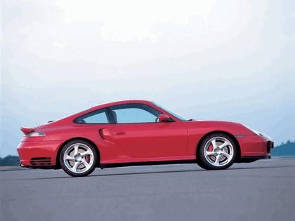 2004 Porsche 911 Turbo 9