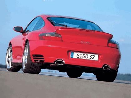 2004 Porsche 911 Turbo 10