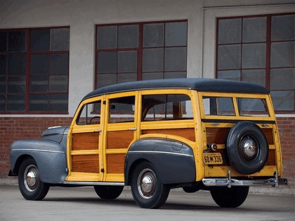 1947 Ford Super Deluxe station wagon 4