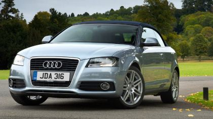 2008 Audi A3 ( 8PA ) cabriolet - UK version 4