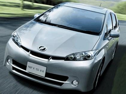 2009 Toyota Wish 4