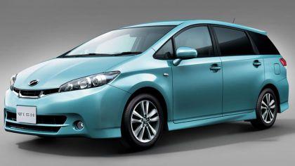 2009 Toyota Wish 1