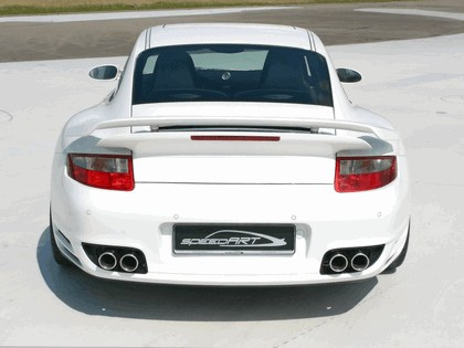 2009 SpeedART BTR 630 ( based on Porsche 911 997 Turbo ) 4