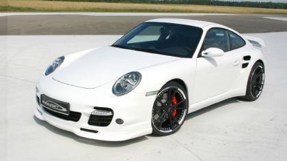 2009 SpeedART BTR 630 ( based on Porsche 911 997 Turbo ) 2