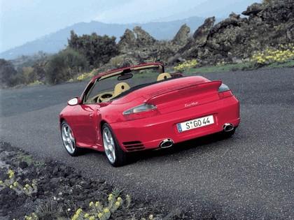 2004 Porsche 911 Turbo cabriolet 2