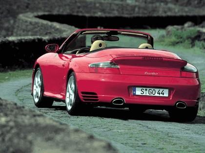 2004 Porsche 911 Turbo cabriolet 5