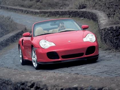 2004 Porsche 911 Turbo cabriolet 6