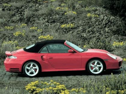 2004 Porsche 911 Turbo cabriolet 7