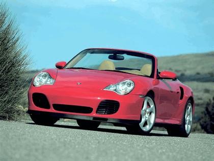 2004 Porsche 911 Turbo cabriolet 8