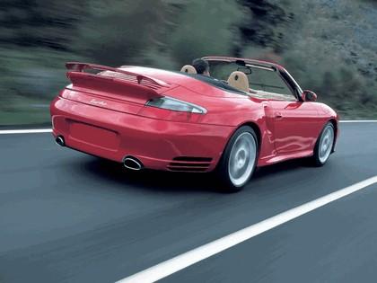 2004 Porsche 911 Turbo cabriolet 10