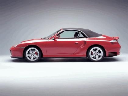 2004 Porsche 911 Turbo cabriolet 12
